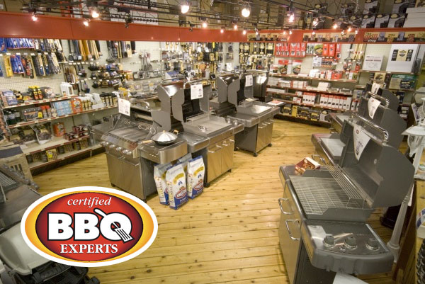 Visit the Barbecue Showroom at Milton Home Hardware!
