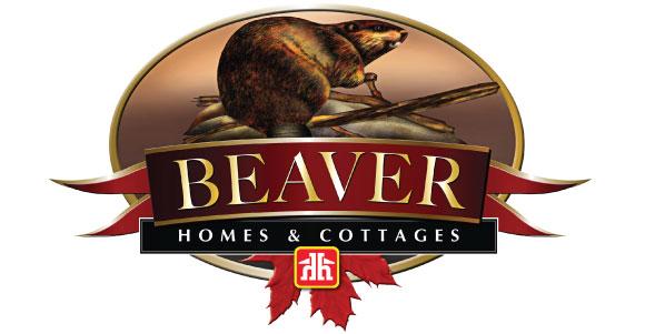 Beaver Homes and cottages logo