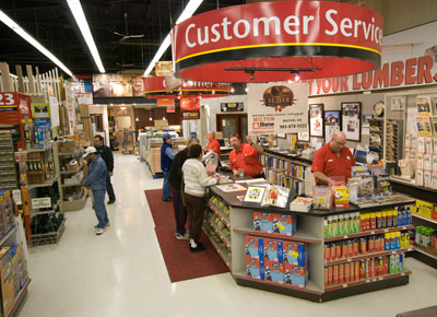 Customer Service and Milton Home Hardware Building Centre